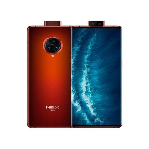 Vivo Nex 3S - 12GB/256GB - Snapdragon 865 - Waterfall Display - VIVO | Tradingshenzhen.com