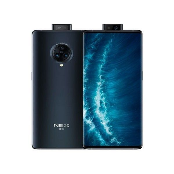 Vivo Nex 3S - 8GB/256GB - Snapdragon 865 - Waterfall Display - VIVO | Tradingshenzhen.com