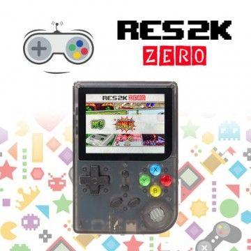 RES2k ZERO - Compact Retro Konsole