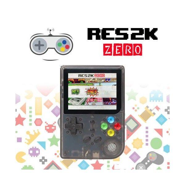 RES2k ZERO - Compact Retro Console - Res2k - TradingShenzhen.com