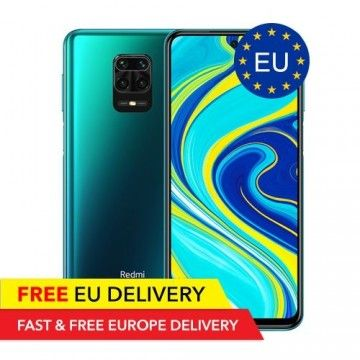 Redmi Note 9S - 4GB/64GB - Quad Camera - Global - EU Warehouse
