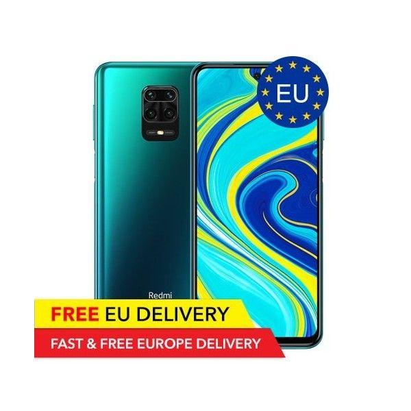 Redmi Note 9S - 6GB/128GB - Quad Camera - Global - EU Warehouse - Xiaomi - TradingShenzhen.com