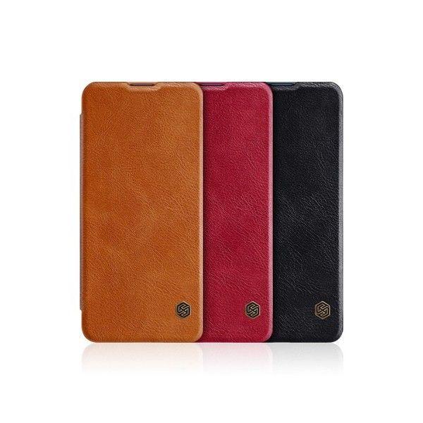 Xiaomi Mi 10 / Mi 10 Pro Qin Leather Flipcover *Nillkin* - Nillkin - TradingShenzhen.com