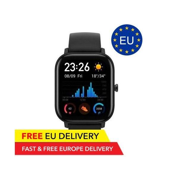 Huami Amazfit GTS - AMOLED - GPS - heart rate monitor - EU Warehouse - Xiaomi - TradingShenzhen.com