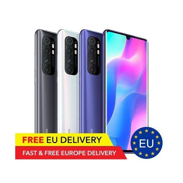 Xiaomi Mi Note 10 Lite - 8GB/128GB - Global - EU Warehouse - Xiaomi - TradingShenzhen.com