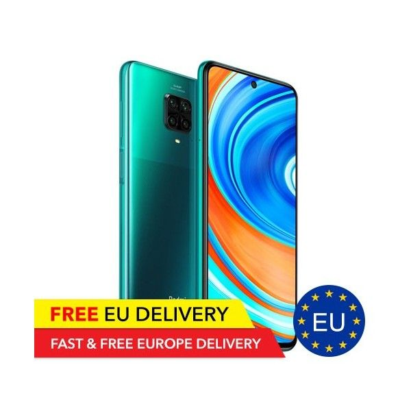 Redmi Note 9 Pro - 6GB/128GB - Global - EU Warehouse - Xiaomi - TradingShenzhen.com