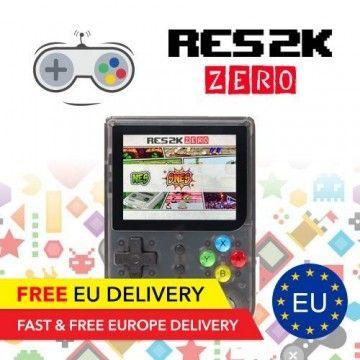 RES2k ZERO - Compact Retro Konsole - EU Lager - Res2k | Tradingshenzhen.com