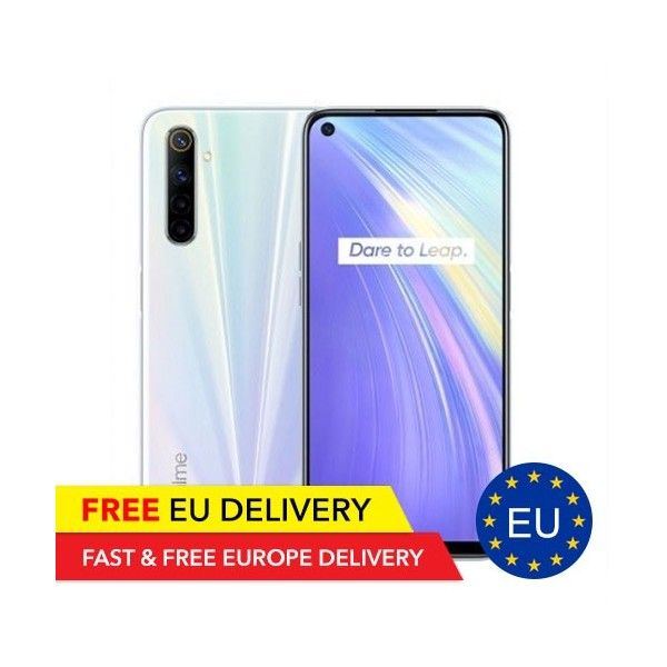 Realme 6 - 8GB/128GB - Quad Camera - 90 Hz Display - Global - EU Lager - Realme - TradingShenzhen.com