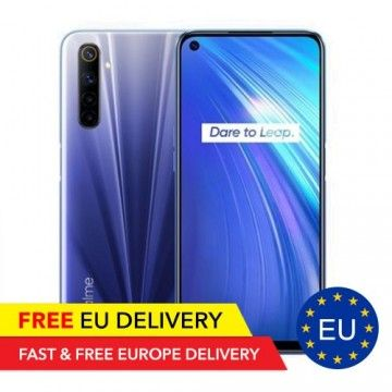 Realme 6 - 4GB/64GB - Quad Camera - 90 Hz Display - Global - EU Warehouse - Realme - TradingShenzhen.com
