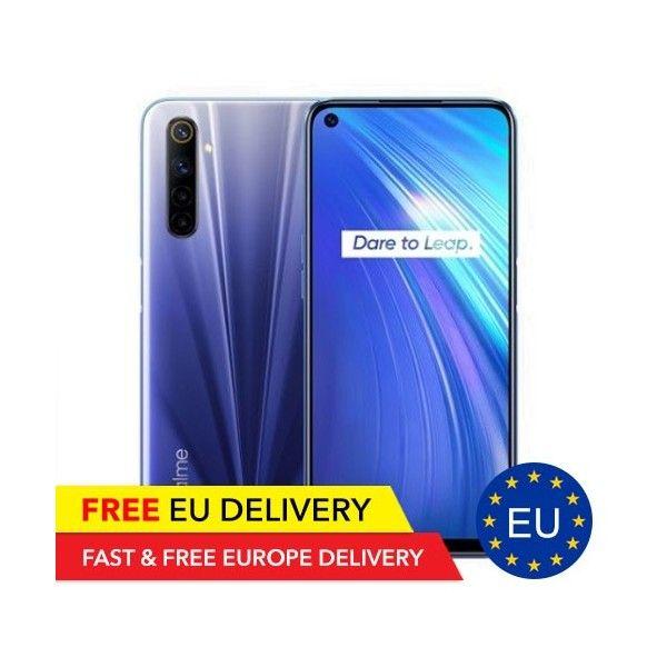 Realme 6 - 4GB/64GB - Quad Camera - 90 Hz Display - Global - EU Lager - Realme - TradingShenzhen.com