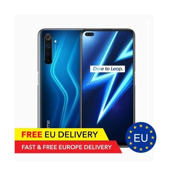 Realme 6 Pro - 8GB/128GB - Quad Camera - Global - EU Warehouse - Realme - TradingShenzhen.com