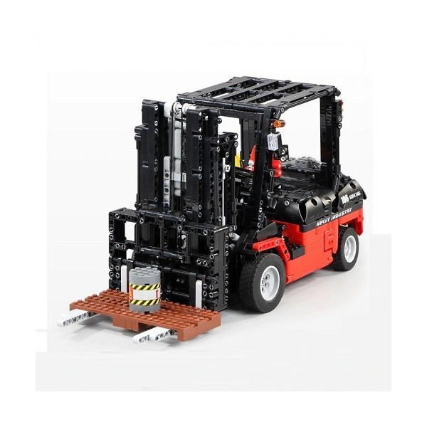 Mould King 13106 Forklift - RC car - 1719 parts - Mould King - TradingShenzhen.com