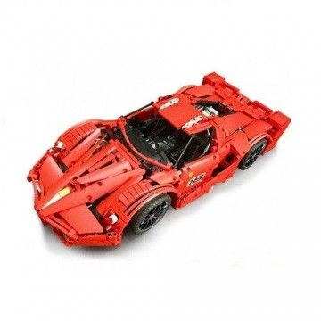Mould King 13085 FXX Sports Car - RC car - 2172 parts - Mould King - TradingShenzhen.com