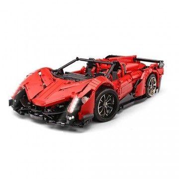 Mould King 13079 Lamborghini Veneno - RC Car - 2538 Teile - Mould King - TradingShenzhen.com