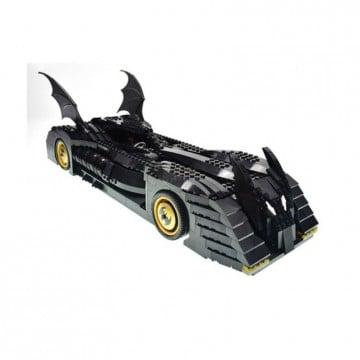 JISI Super Heroes Batmobile - 1778 parts - figure included - DECOOL - TradingShenzhen.com