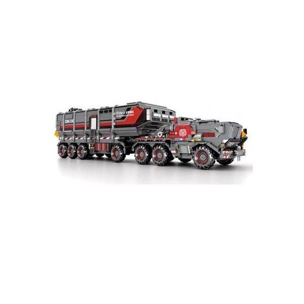 Sembo 107009 Wandering Earth Transport Truck - 3712 parts - SEMBO - TradingShenzhen.com