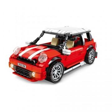 SEMBO 701503 Mini Cooper - 557 Teile - Pull Back Funktion - SEMBO - TradingShenzhen.com