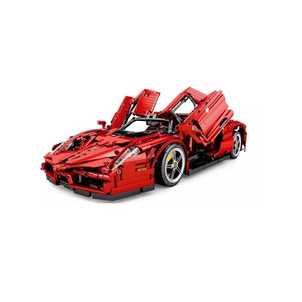 Sembo 701020 Enzo Ferrari - 2569 parts - RC function - SEMBO - TradingShenzhen.com