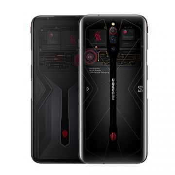 Nubia Red Magic 5G Transparent Edition- 12GB/256GB - Snapdragon 865 - Gaming - Nubia - TradingShenzhen.com