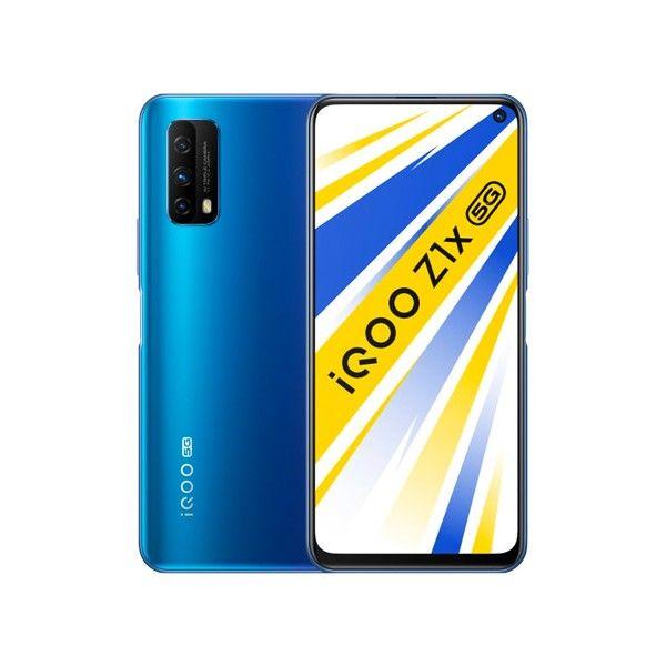 Vivo IQOO Z1X - Snapdragon 765G - 8GB/128GB - 120 Hz - 5G - VIVO - TradingShenzhen.com