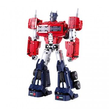 Xiaomi MITU Optimus Prime Transformer - 1280 Teile - Mould King - TradingShenzhen.com