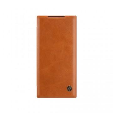 Samsung Galaxy Note 20 Ultra Qin Leather Flipcover *Nillkin* - Nillkin - TradingShenzhen.com