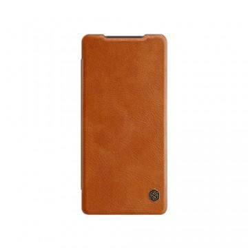 Samsung Galaxy Note 20 Qin Leather Flipcover *Nillkin* - Nillkin - TradingShenzhen.com