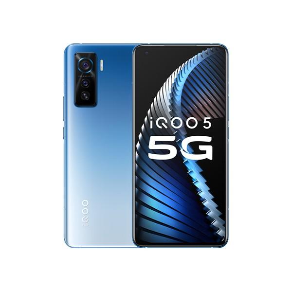 Vivo IQOO 5 - 8GB/128GB - Snapdragon 865 - 120 Hz - 55 W Charge - VIVO - TradingShenzhen.com