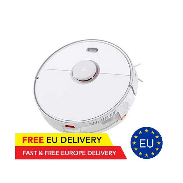 Xiaomi roborock S5 Max Smart Robot Vacuum Cleaner - EU WAREHOUSE - Xiaomi - TradingShenzhen.com