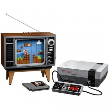 NES Nintendo Entertainment System - 2998 parts - Joker - TradingShenzhen.com