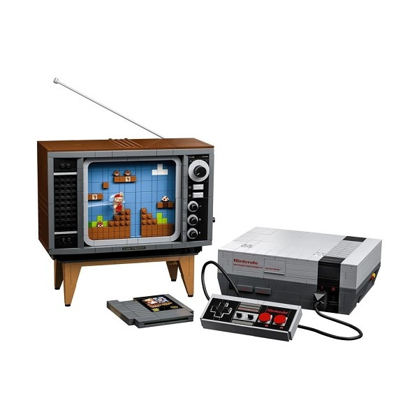 NES Nintendo Entertainment System - 2998 parts - Joker - TradingShenzhen.com