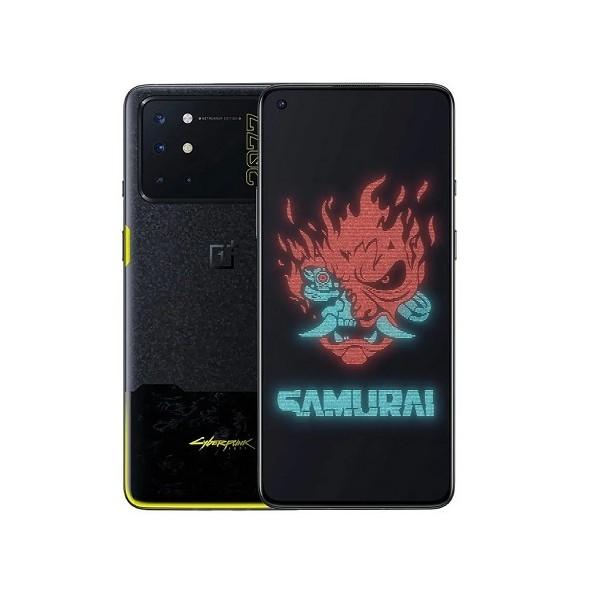 OnePlus 8T Cyberpunk 2077 Edition - 12GB/256GB - Warp Charge 65W - OnePlus - TradingShenzhen.com