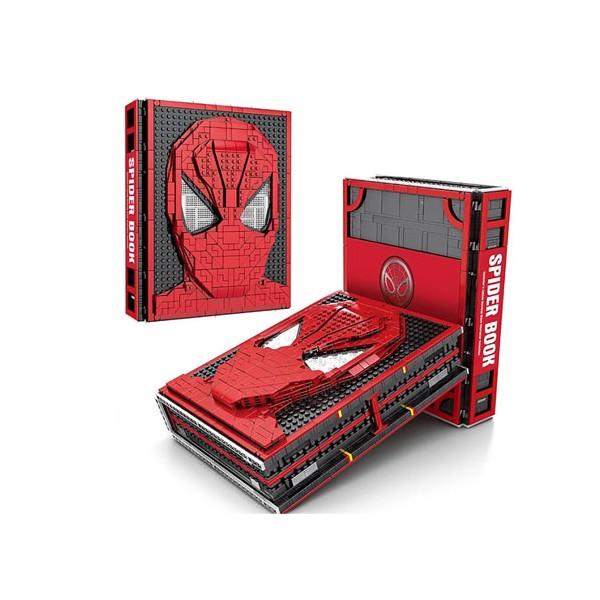 SYI46I Spiderman Book - 2895 Teile - Joker - TradingShenzhen.com
