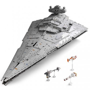 Mould King 13135 Star Wars Imperial Star Destroyer Monarch - 11885 parts - Mould King - TradingShenzhen.com