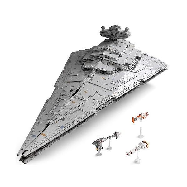 Mould King 13135 Star Wars Imperial Star Destroyer Monarch - 11885 parts - Mould King - TradingShenzhen.com