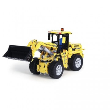 Mould King 13122 Volvo L350F Wheel Loader Bulldozer - 1572 Teile - Mould King - TradingShenzhen.com