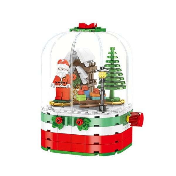 Sembo 601090 Christmas Ball - 249 Teile - SEMBO - TradingShenzhen.com
