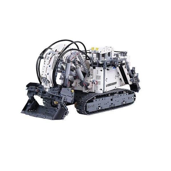Mould King 13130 Liebherr-Terex RC RH40 Bagger - 4062 Teile - Mould King - TradingShenzhen.com