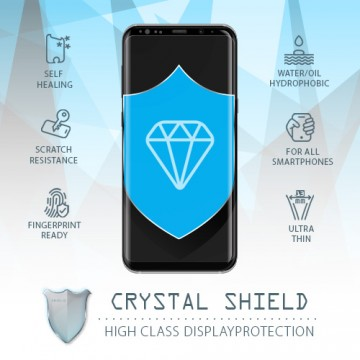 2x Crystal Shield - Hydrogel Displayprotection - - TradingShenzhen.com