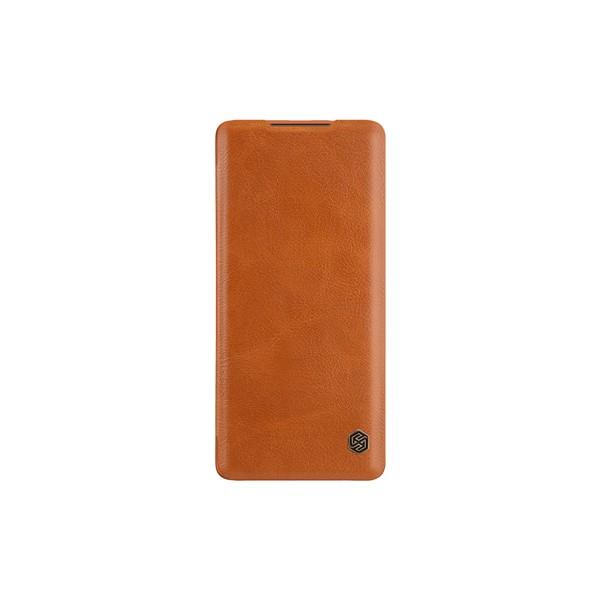 Huawei Mate 40 Pro Qin Leather Flipcover *Nillkin* - Nillkin - TradingShenzhen.com
