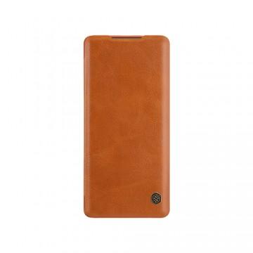 Huawei Mate 40 Pro Plus Qin Leather Flipcover *Nillkin* - Nillkin - TradingShenzhen.com