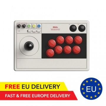 8BitDo Arcade Stick - modifizierbar - Bluetooth - EU LAGER - 8BitDo - TradingShenzhen.com