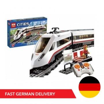Cities 8012 Hochgeschwindigkeitszug - 628 Teile - Motor & RC - Mould King - TradingShenzhen.com