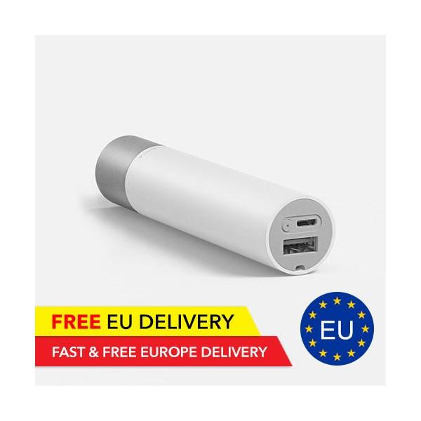 Xiaomi Taschenlampe LED - Powerbank - EU LAGER - Xiaomi - TradingShenzhen.com