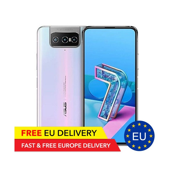 Asus Zenfone 7 - 8GB/128GB - Flip Kamera - EU LAGER - Asus - TradingShenzhen.com