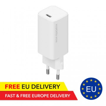Xiaomi 65 Watt Travel-Charger - USB C - EU WAREHOUSE - Xiaomi - TradingShenzhen.com