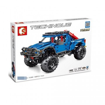 Sembo 701990 Ford F-150 Raptor - 1630 parts - SEMBO - TradingShenzhen.com