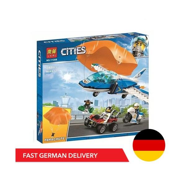 Lari Cities 11208 - 242 Bauteile - Minifiguren inkl. - DE LAGER - Lari Cities - TradingShenzhen.com