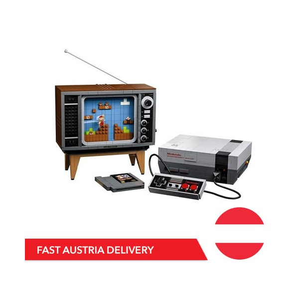 NES Nintendo Entertainment System - 2998 parts - AT Warehouse - Joker - TradingShenzhen.com