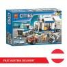 Bela Cities 10657 Mobile Operations Center - 398 bricks